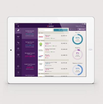 NatWest iPad Banking