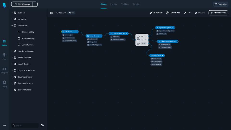 Flow Editor